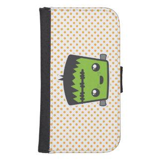 Kawaii Frankenstein Samsung Wallet Case Galaxy S4 Wallets