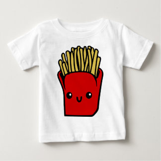 Kawaii Fries Baby T-Shirt