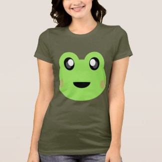 KAWAII FROG AMPHIBIAN SWEET FRIEND  T-Shirt