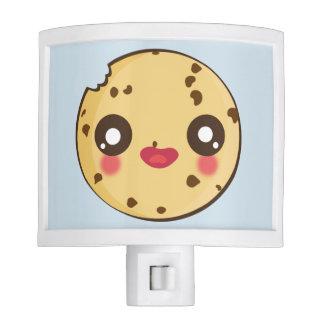 Kawaii fun and funny cookie nighlight night light