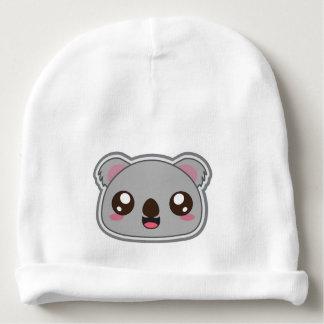 Kawaii, fun and funny koala infant beanie baby beanie