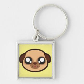 Kawaii funny and cool dog key chain