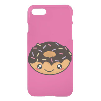 Kawaii funny and cool donut iPhone 8/7 case