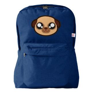 Kawaii funny dog backpack