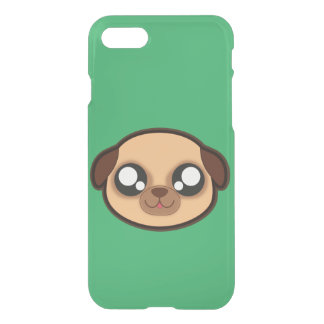 Kawaii funny dog case for iphone