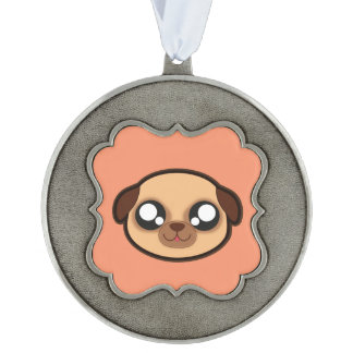 Kawaii funny doggy ornamnet ornament
