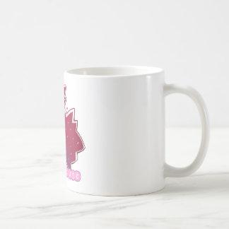 kawaii furby chibi coffee mug
