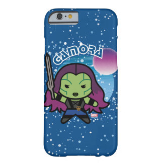 Kawaii Gamora In Space Barely There iPhone 6 Case
