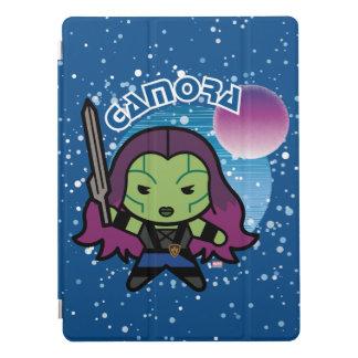 Kawaii Gamora In Space iPad Pro Cover