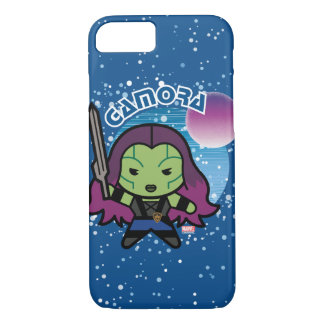 Kawaii Gamora In Space iPhone 8/7 Case