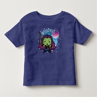 Kawaii Gamora In Space Toddler T-shirt