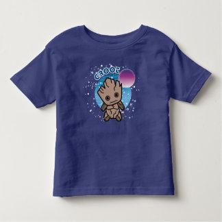 Kawaii Groot In Space Toddler T-shirt