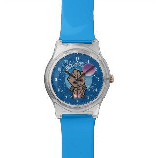 Kawaii Groot In Space Watch