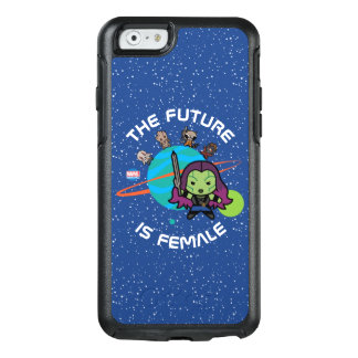 Kawaii Guardians of the Galaxy Planet Graphic OtterBox iPhone 6/6s Case