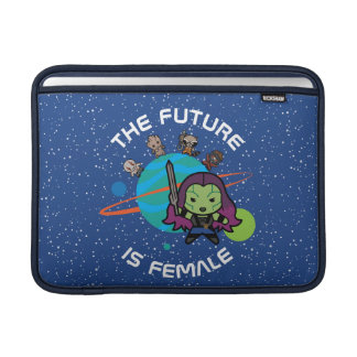 Kawaii Guardians of the Galaxy Planet Graphic Sleeve For MacBook Air