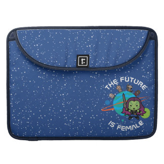 Kawaii Guardians of the Galaxy Planet Graphic Sleeve For MacBook Pro