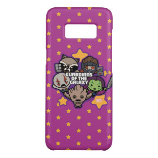 Kawaii Guardians of the Galaxy Star Graphic Case-Mate Samsung Galaxy S8 Case