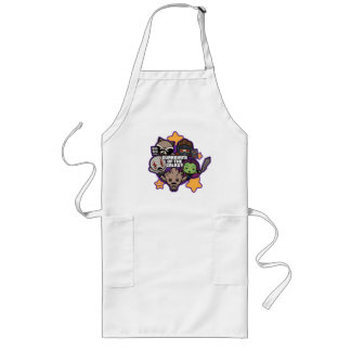 Kawaii Guardians of the Galaxy Star Graphic Long Apron