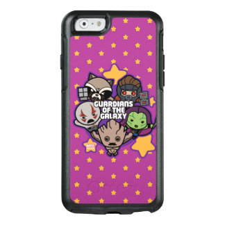Kawaii Guardians of the Galaxy Star Graphic OtterBox iPhone 6/6s Case