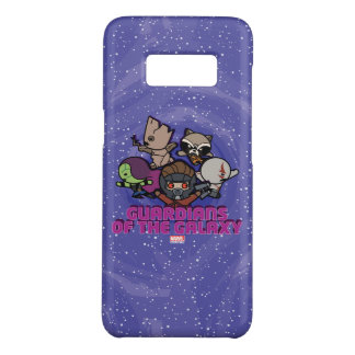 Kawaii Guardians of the Galaxy Swirl Graphic Case-Mate Samsung Galaxy S8 Case