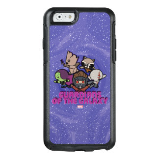 Kawaii Guardians of the Galaxy Swirl Graphic OtterBox iPhone 6/6s Case