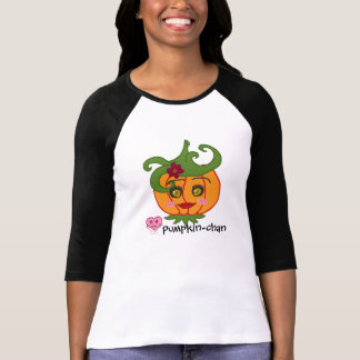 Kawaii Halloween Pumpkin-chan Shirts