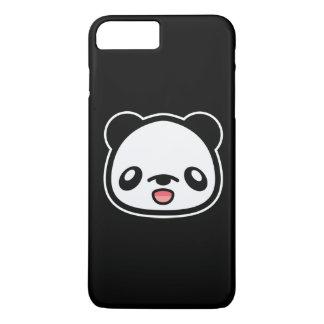 Kawaii Happy Panda Head iPhone 8 Plus/7 Plus Case