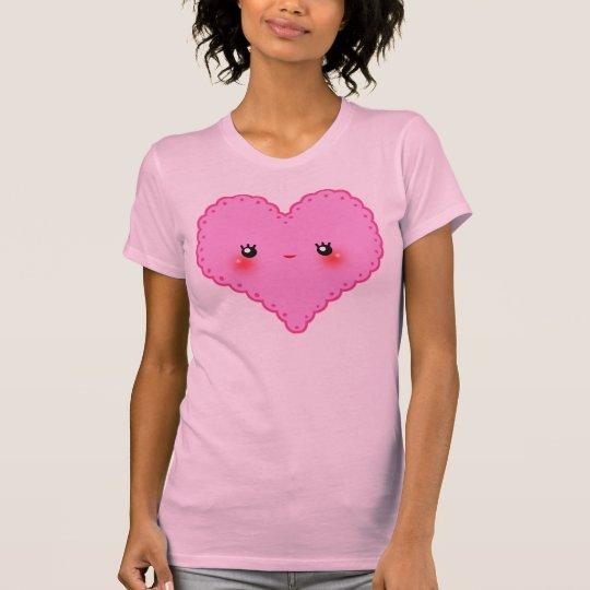 Kawaii Heart T-Shirt