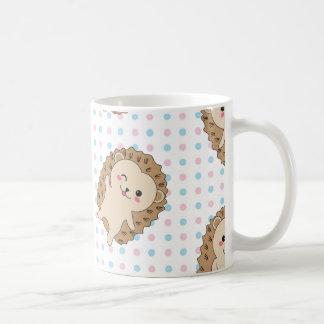Kawaii Hedgehog Mug