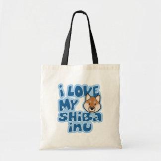 Kawaii I Love My Shiba Inu