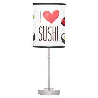 Kawaii I Love Sushi Lamp