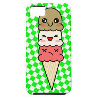 Kawaii Ice Cream iPhone 5 Covers