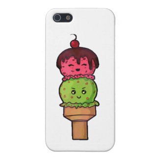 Kawaii Ice Cream iPhone Case iPhone 5/5S Case