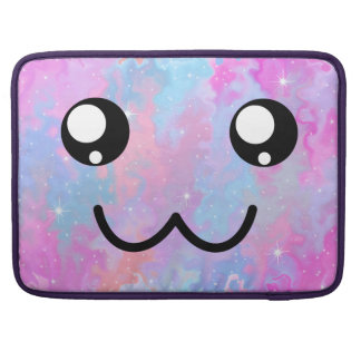 Kawaii Inscription Pastel Magical Sparkles Cute Sleeve For MacBook Pro