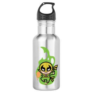 Kawaii Iron Fist Chi Manipulation 532 Ml Water Bottle