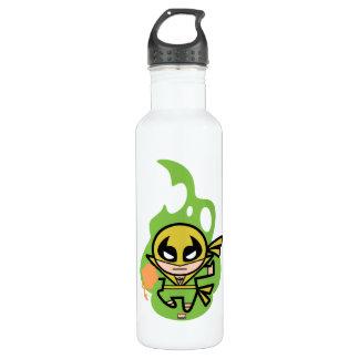 Kawaii Iron Fist Chi Manipulation 710 Ml Water Bottle