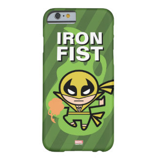 Kawaii Iron Fist Chi Manipulation Barely There iPhone 6 Case