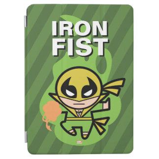 Kawaii Iron Fist Chi Manipulation iPad Air Cover