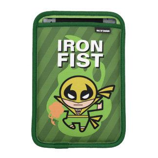 Kawaii Iron Fist Chi Manipulation iPad Mini Sleeve