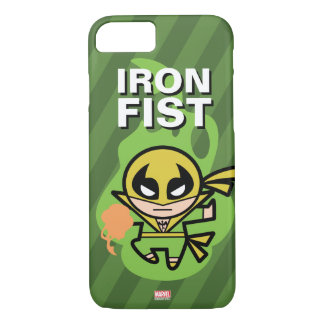 Kawaii Iron Fist Chi Manipulation iPhone 8/7 Case