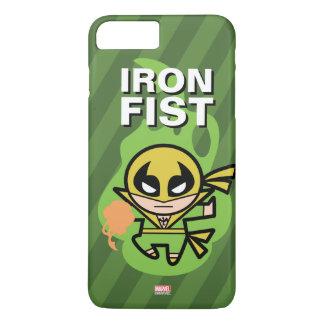 Kawaii Iron Fist Chi Manipulation iPhone 8 Plus/7 Plus Case