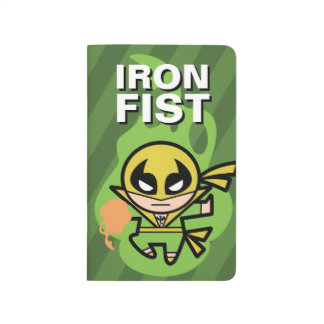 Kawaii Iron Fist Chi Manipulation Journal