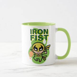 Kawaii Iron Fist Chi Manipulation Mug
