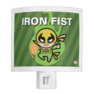 Kawaii Iron Fist Chi Manipulation Night Lites