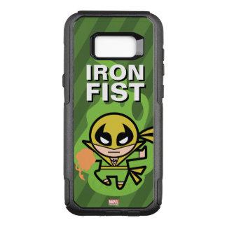 Kawaii Iron Fist Chi Manipulation OtterBox Commuter Samsung Galaxy S8+ Case