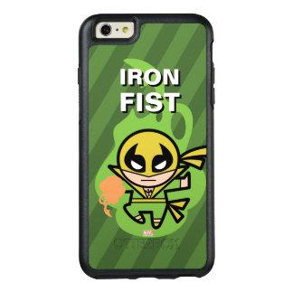 Kawaii Iron Fist Chi Manipulation OtterBox iPhone 6/6s Plus Case