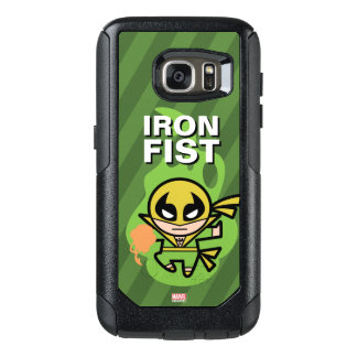 Kawaii Iron Fist Chi Manipulation OtterBox Samsung Galaxy S7 Case