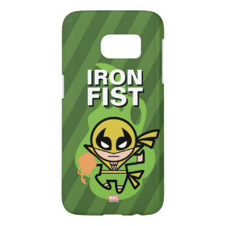 Kawaii Iron Fist Chi Manipulation Samsung Galaxy S7 Case