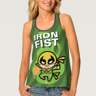 Kawaii Iron Fist Chi Manipulation Tank Top