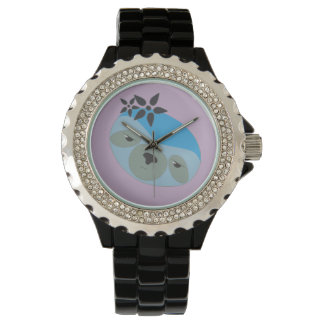 Kawaii *Jaded* Blue Sloth Women's Watch